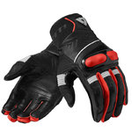Guantes REVIT Hyperion Black Red