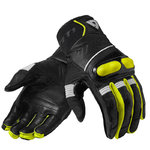 Guantes REVIT Hyperion Black Yellow