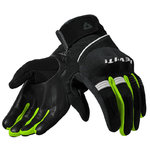 Guantes REVIT Mosca Black Yellow
