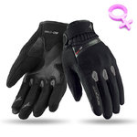 Guantes Seventy Degrees SD-C26 Lady Black Grey