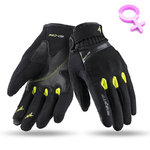 Guantes Seventy Degrees SD-C26 Lady Black Yellow