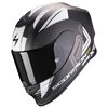 Casco Scorpion Exo R1 Air Halley Matt Black White